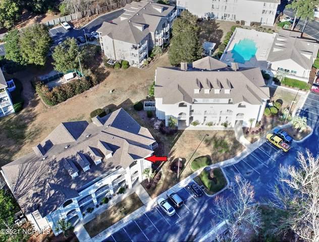 908 Resort Circle #312, Sunset Beach, NC 28468 (MLS #100251381) :: Coldwell Banker Sea Coast Advantage
