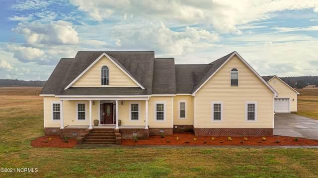 5847 Waters Edge Drive, Grifton, NC 28530 (MLS #100251544) :: The Tingen Team- Berkshire Hathaway HomeServices Prime Properties