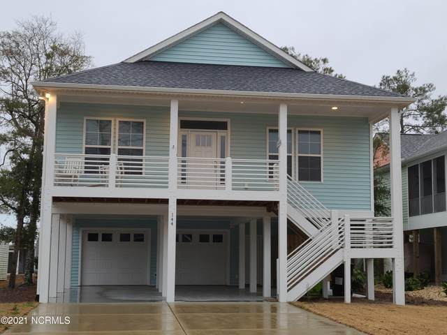 144 NW 12 Th Street, Oak Island, NC 28465 (MLS #100251592) :: Welcome Home Realty