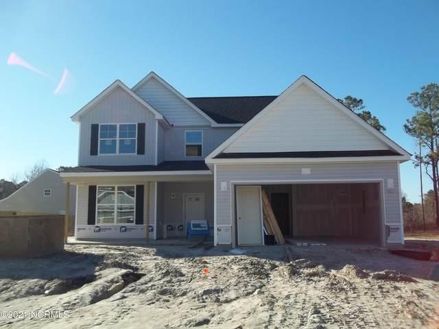 117 Permeta Drive, Sneads Ferry, NC 28460 (MLS #100251606) :: Thirty 4 North Properties Group