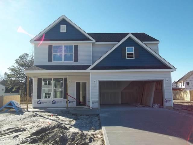 119 Permeta Drive, Sneads Ferry, NC 28460 (MLS #100251612) :: Thirty 4 North Properties Group