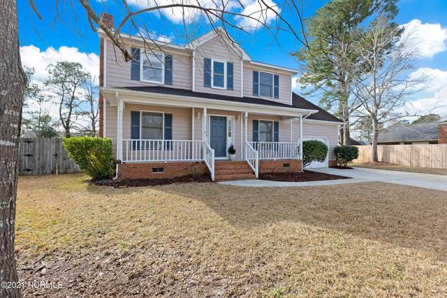 303 Peppertree Court, Jacksonville, NC 28540 (MLS #100251700) :: The Keith Beatty Team