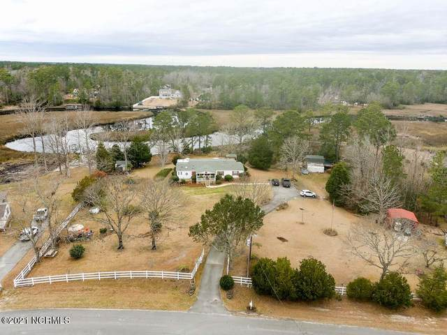 410 Woodland Drive, Swansboro, NC 28584 (MLS #100251818) :: Donna & Team New Bern