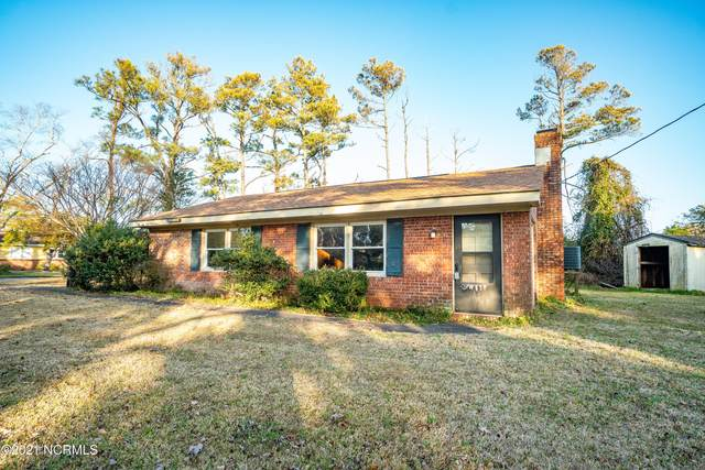 1813 Morris Road, Morehead City, NC 28557 (MLS #100251828) :: Stancill Realty Group