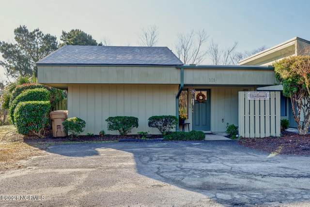 101 N Belvedere Drive #1, Hampstead, NC 28443 (MLS #100251896) :: The Cheek Team