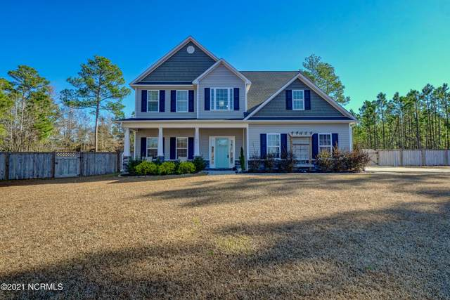 90 E Huckleberry Way, Rocky Point, NC 28457 (MLS #100251941) :: Lynda Haraway Group Real Estate