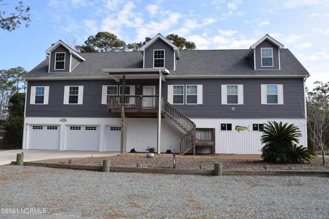 134 NW 24th Street, Oak Island, NC 28465 (MLS #100251953) :: CENTURY 21 Sweyer & Associates