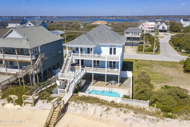 1614 S Shore Drive, Surf City, NC 28445 (MLS #100252118) :: Lynda Haraway Group Real Estate