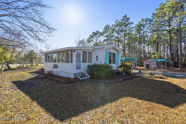 4593 Bald Cypress Street SE, Southport, NC 28461 (MLS #100252317) :: The Keith Beatty Team