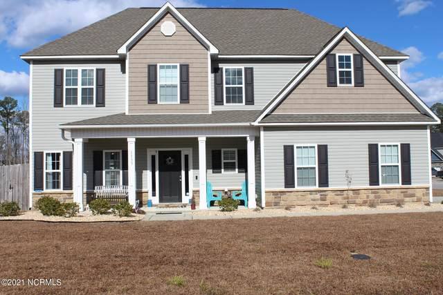 1133 Amberjack Court, New Bern, NC 28562 (MLS #100252328) :: The Keith Beatty Team