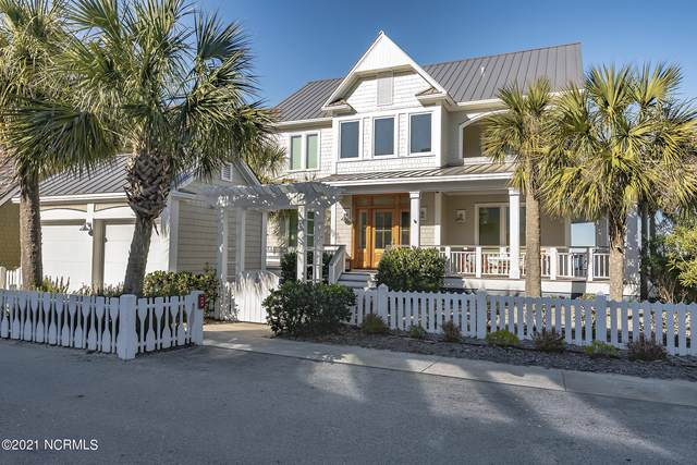 214 Row Boat, Bald Head Island, NC 28461 (MLS #100252374) :: Thirty 4 North Properties Group