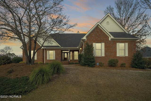 113 Golf Terrace Drive, Hampstead, NC 28443 (MLS #100252415) :: Stancill Realty Group