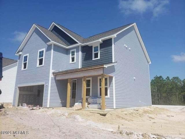 220 Salt Meadow Lane Lot 74, Newport, NC 28570 (MLS #100252480) :: Berkshire Hathaway HomeServices Hometown, REALTORS®