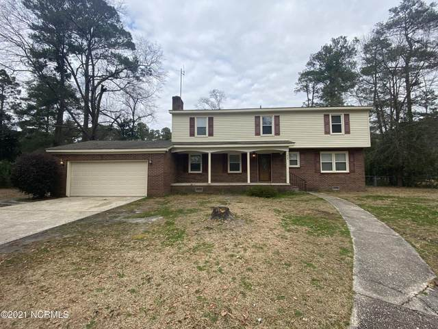 1202 Charles Drive, Laurinburg, NC 28352 (MLS #100252566) :: Stancill Realty Group