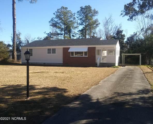 604 Seminole Trail, Jacksonville, NC 28540 (MLS #100252570) :: Berkshire Hathaway HomeServices Hometown, REALTORS®