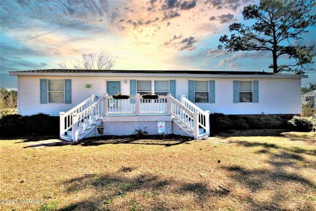 403 Clearwater Drive, Newport, NC 28570 (MLS #100252573) :: Barefoot-Chandler & Associates LLC