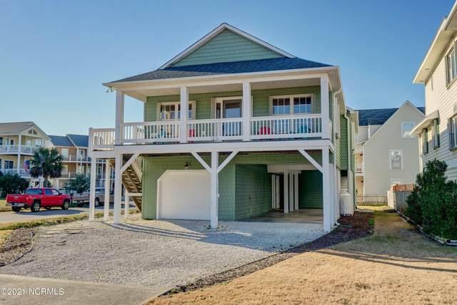 1218 Fort Fisher Boulevard S, Kure Beach, NC 28449 (MLS #100253129) :: CENTURY 21 Sweyer & Associates