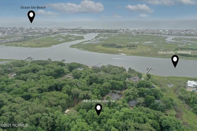 6405 Wicker Lane SW, Ocean Isle Beach, NC 28469 (MLS #100253164) :: Courtney Carter Homes