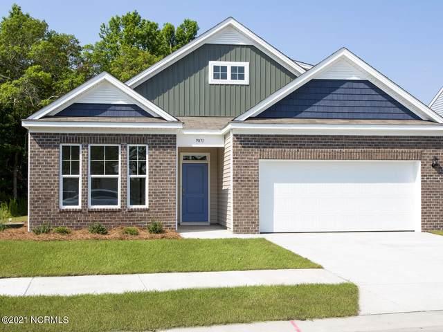 9071 Saint George Road Lot 35, Wilmington, NC 28411 (MLS #100253220) :: David Cummings Real Estate Team