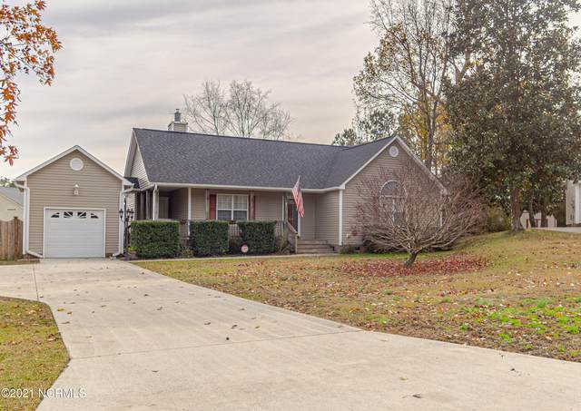 2804 Berry Patch Court, Castle Hayne, NC 28429 (MLS #100253384) :: The Keith Beatty Team