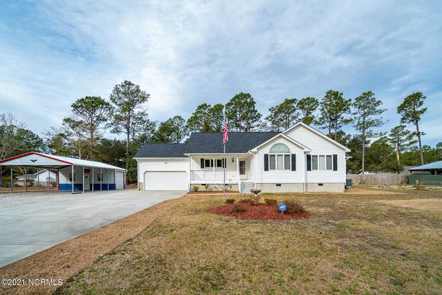 120 Robin Crescent, Cape Carteret, NC 28584 (MLS #100253427) :: Barefoot-Chandler & Associates LLC