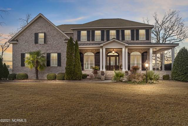 210 Bridge Pointe Drive, New Bern, NC 28562 (MLS #100253634) :: Frost Real Estate Team