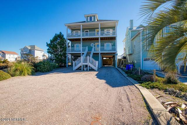 4388 Island Drive, North Topsail Beach, NC 28460 (MLS #100253640) :: The Legacy Team
