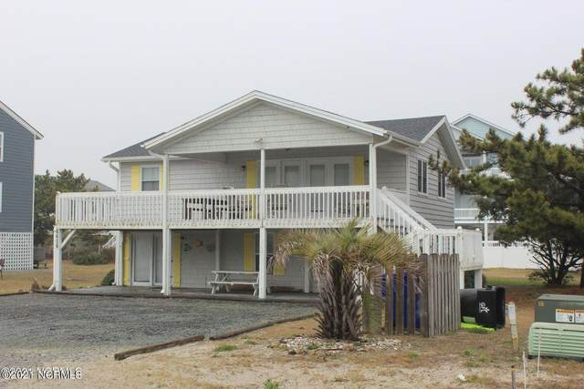 6606 W Beach Drive, Oak Island, NC 28465 (MLS #100254196) :: Great Moves Realty