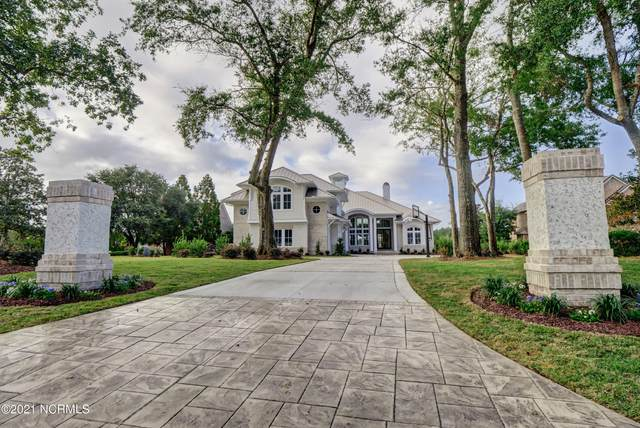 1136 Turnberry Lane, Wilmington, NC 28405 (MLS #100254368) :: CENTURY 21 Sweyer & Associates