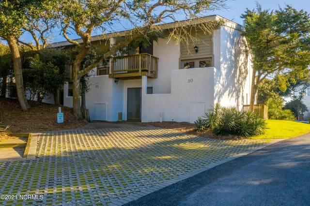 315 Salter Path Road 10 The Oceans, Pine Knoll Shores, NC 28512 (MLS #100254412) :: Carolina Elite Properties LHR