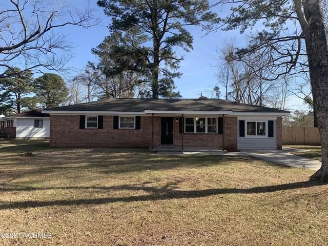 215 Shamrock Drive, Jacksonville, NC 28540 (MLS #100254468) :: Barefoot-Chandler & Associates LLC