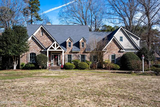 5422 Lochmere Bay Drive, Rocky Mount, NC 27803 (MLS #100254473) :: The Keith Beatty Team
