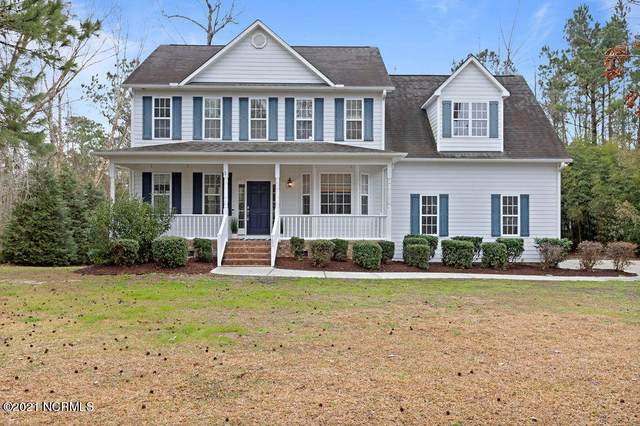 102 Wire Grass Way, Hampstead, NC 28443 (MLS #100254525) :: Barefoot-Chandler & Associates LLC