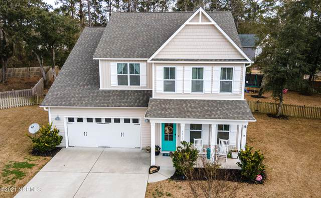 8522 Bison Court, Wilmington, NC 28411 (MLS #100254578) :: Stancill Realty Group