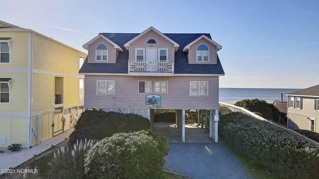 101 Ocean Boulevard W, Holden Beach, NC 28462 (MLS #100254594) :: Vance Young and Associates