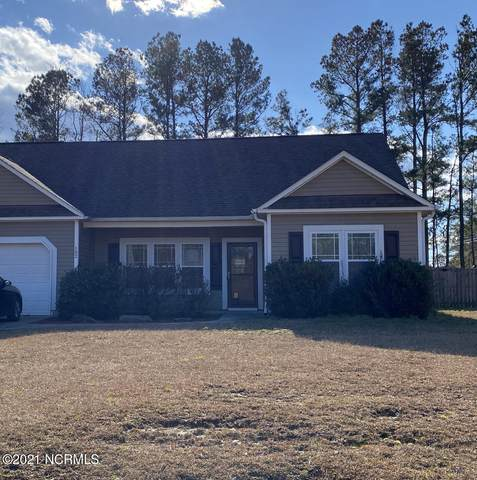 102 Ridge View Drive, Jacksonville, NC 28540 (MLS #100254772) :: The Keith Beatty Team