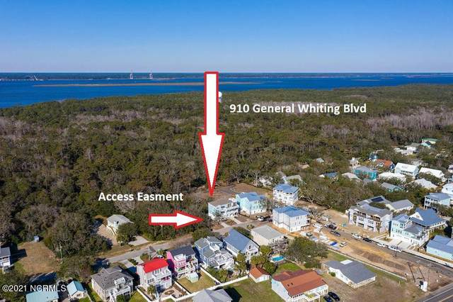 910 General Whiting Boulevard, Kure Beach, NC 28449 (MLS #100254780) :: Carolina Elite Properties LHR