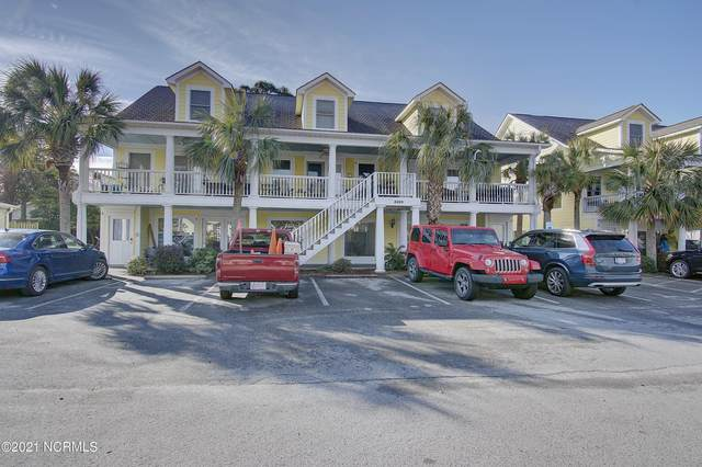 8509 E Oak Island Drive Apt 2, Oak Island, NC 28465 (MLS #100254964) :: Holland Shepard Group
