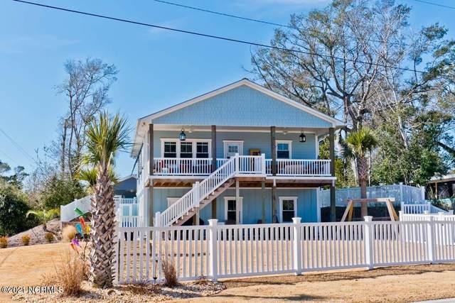 8612 Canal Drive, Emerald Isle, NC 28594 (MLS #100255042) :: CENTURY 21 Sweyer & Associates