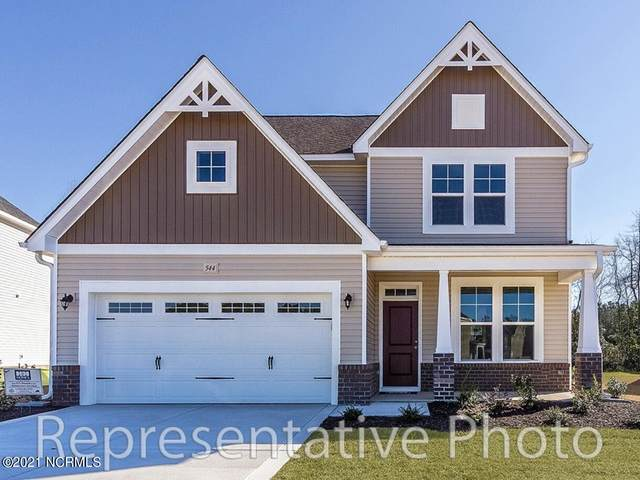 1005 Downrigger Trail, Southport, NC 28461 (MLS #100255145) :: RE/MAX Elite Realty Group