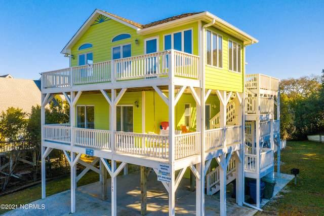 108 Azure Drive, Emerald Isle, NC 28594 (MLS #100255161) :: Barefoot-Chandler & Associates LLC