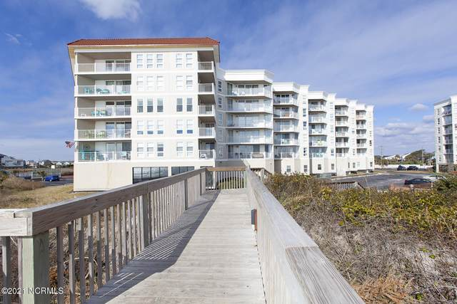 2000 New River Inlet Road #1414, North Topsail Beach, NC 28460 (MLS #100255453) :: Courtney Carter Homes