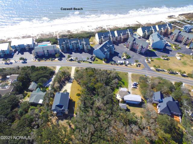 719 Country Club Drive, Oak Island, NC 28465 (MLS #100255503) :: Stancill Realty Group