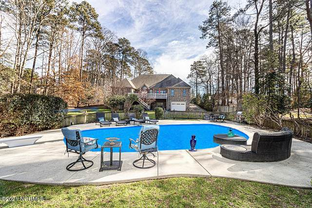 5268 Water Front Drive, Rocky Mount, NC 27803 (MLS #100255578) :: Barefoot-Chandler & Associates LLC