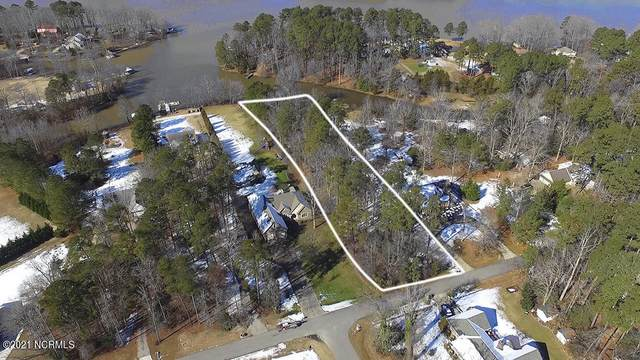 5248 Water Front Drive, Rocky Mount, NC 27803 (MLS #100255582) :: Thirty 4 North Properties Group
