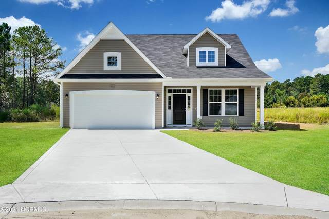 1011 Downrigger Trail, Southport, NC 28461 (MLS #100255806) :: RE/MAX Elite Realty Group
