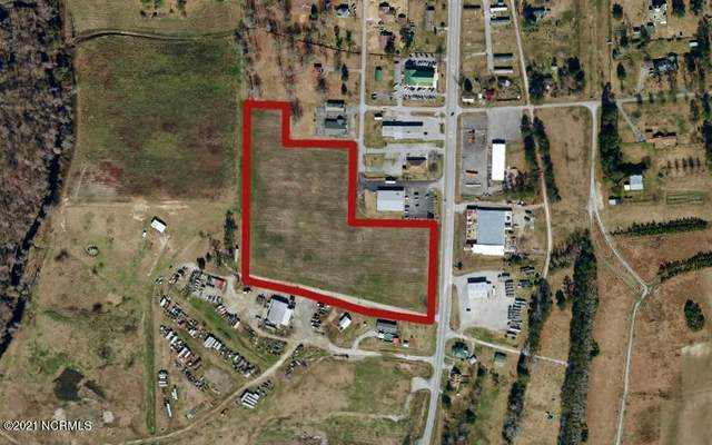 9 Acres Us 17, Maysville, NC 28555 (MLS #100255996) :: RE/MAX Elite Realty Group