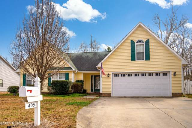 405 Conner Grant Road, New Bern, NC 28562 (MLS #100256003) :: Thirty 4 North Properties Group