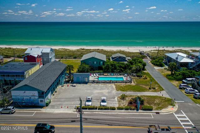 310 Fort Fisher Boulevard N, Kure Beach, NC 28449 (MLS #100256110) :: Coldwell Banker Sea Coast Advantage