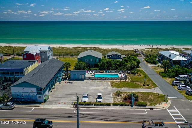 310 Fort Fisher Boulevard N, Kure Beach, NC 28449 (MLS #100256113) :: Coldwell Banker Sea Coast Advantage